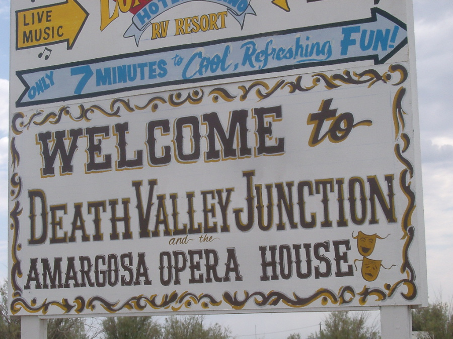 amargosa opera house death valley