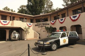 Sheriff's museum old own san diego en californie aux USA