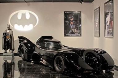 Petersen Automotive Museum de los angeles en californie