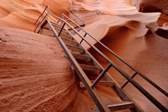 antelope canyon arizona etats-unis voyage aux USA en famille
