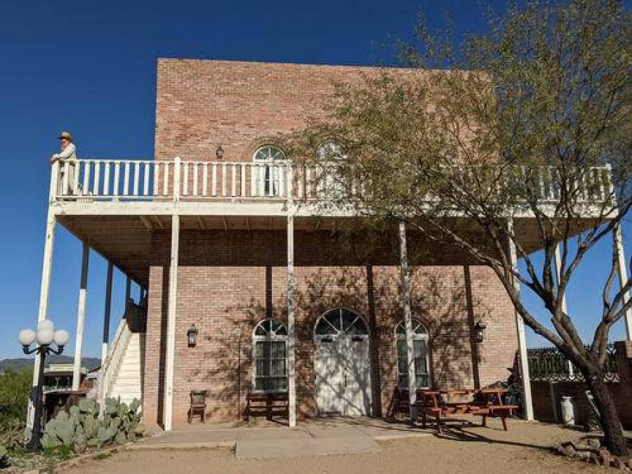 Pioneer Living History Museum