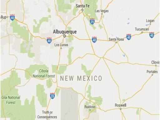 L'ouest américain le nouveau mexique voyage aux usa en famille
