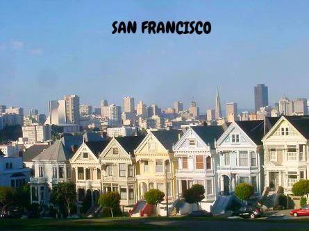 San Francisco Californie voyage aux USA en famille