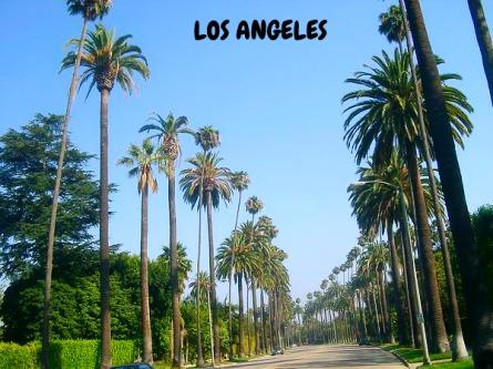 Los Angeles Californie voyage aux USA en famille