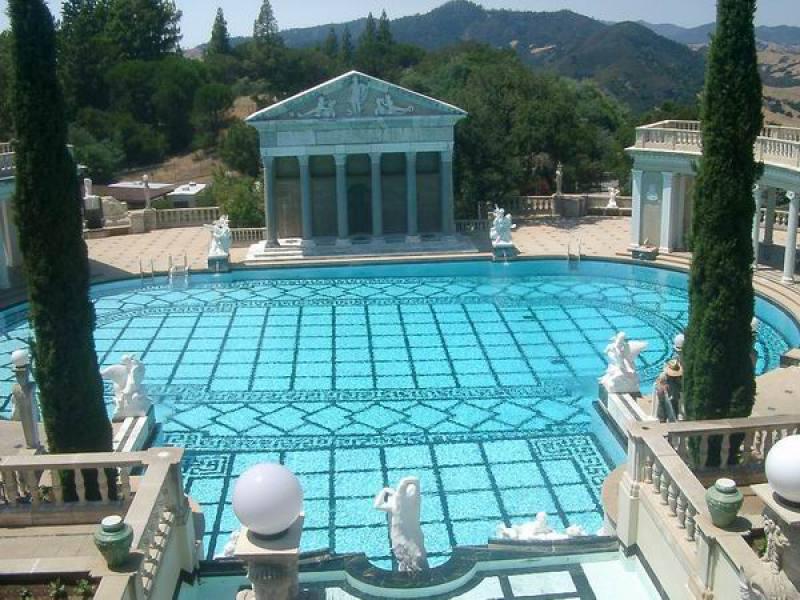 hearst castle californie voyage aux usa en famille