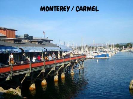 Monterey et Carmel californie voyage aux usa en famille