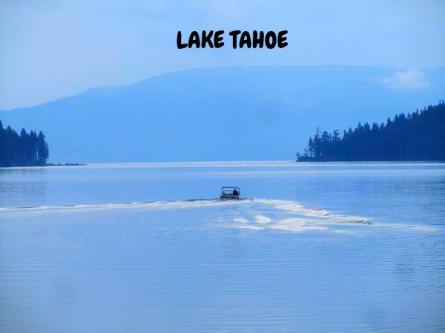 lake tahoe Californie voyage aux USA en famille