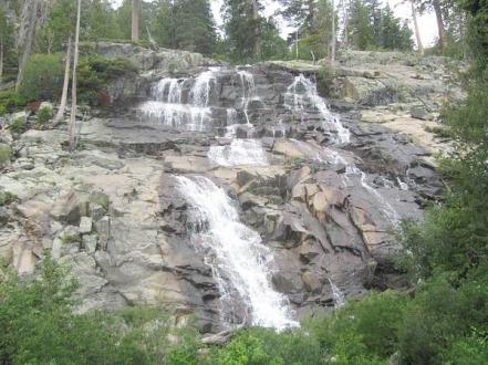 lake tahoe en californie au Etats-Unis voyage en Amérique en famille