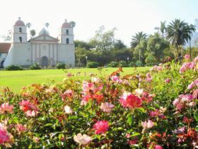 mission santa barbara californie voyage aux usa en famille