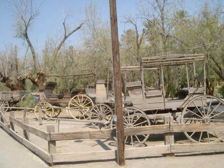 Furnace Creek vallée de la mort californie voyage aux usa en famille