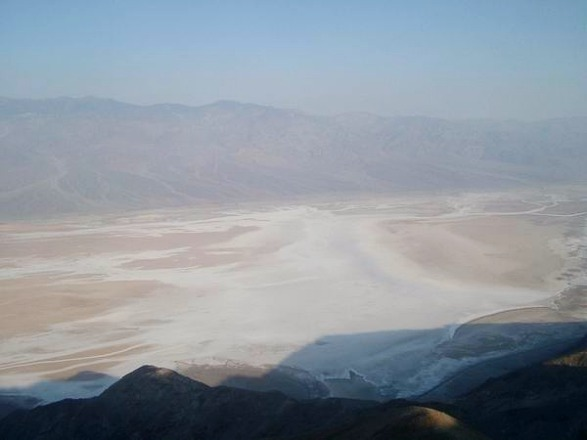 zabriskie point vallée de la mort californie voyage aux usa en famille