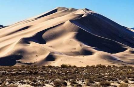 eureka dunes vallée de la mort californie voyage aux usa en famille