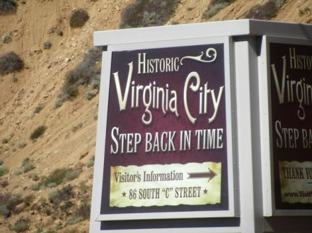 Virginia City nevada usa voyage aux USA en famille