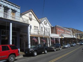 Virginia city nevada usa voyage aux usa en famille