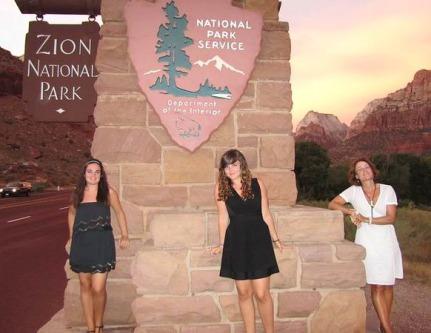 zion national park utah voyage aux usa en famille