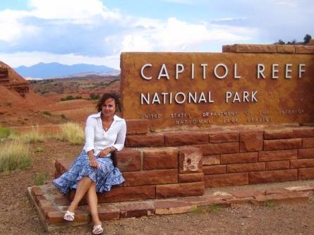 capitol reef national park utah voyage aux usa en famille