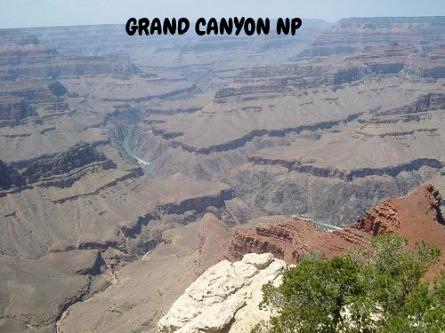 Grand Canyon Arizona voyage aux usa en famille