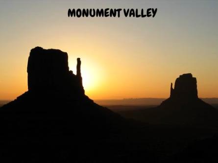 Monument Valley Arizona voyage aux usa en famille
