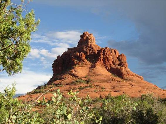 sedona bell rock arizona etats-unis voyage aux usa en famille