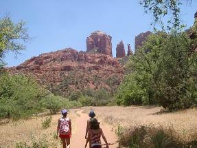 sedona arizona etats-unis voyage aux usa en famille